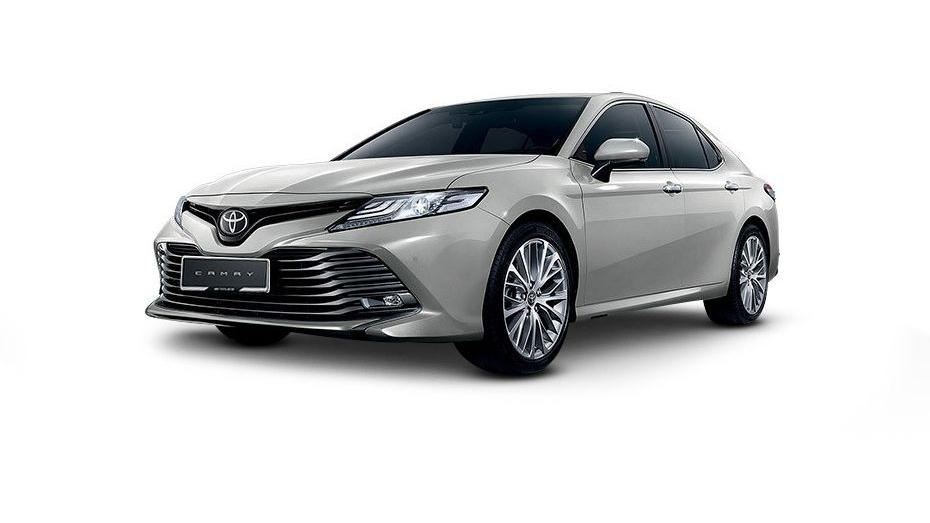 Toyota Camry 2019 Others 015
