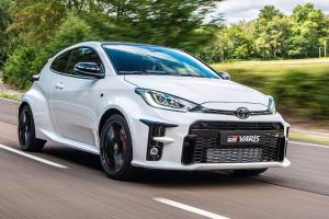 Toyota Indonesia Bakal Undi Siapa yang Beruntung Dapat GR Yaris 2021