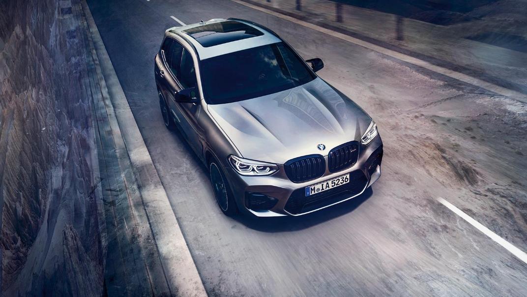 BMW X3 M Exterior 005