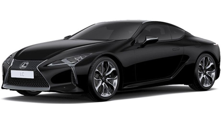 Lexus LC 2019 Others 006