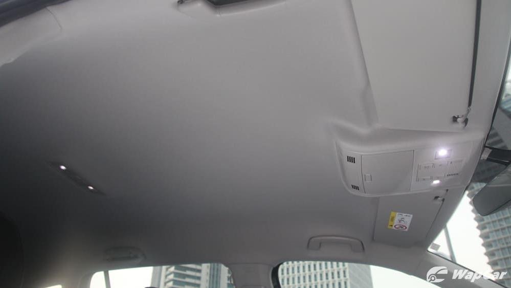 Volkswagen Tiguan 2019 Interior 078