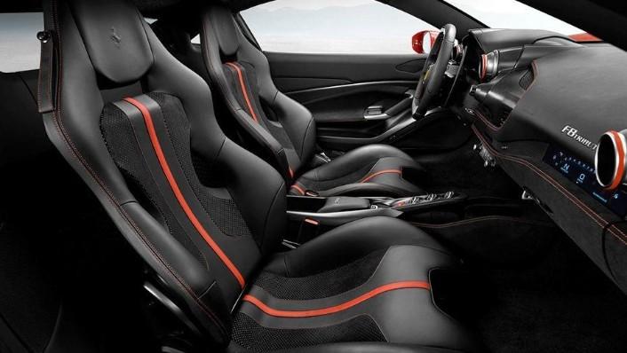 Ferrari F8 Tributo 2019 Interior 008