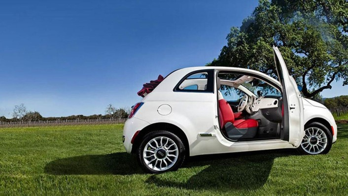 Fiat 500c 2019 Exterior 004