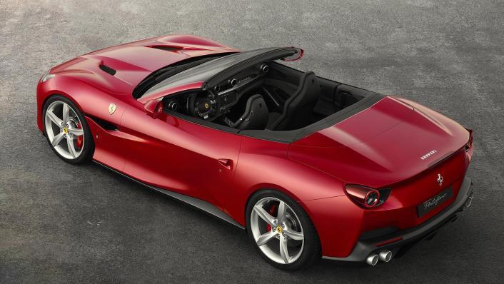 Ferrari Portofino 2019 Exterior 003