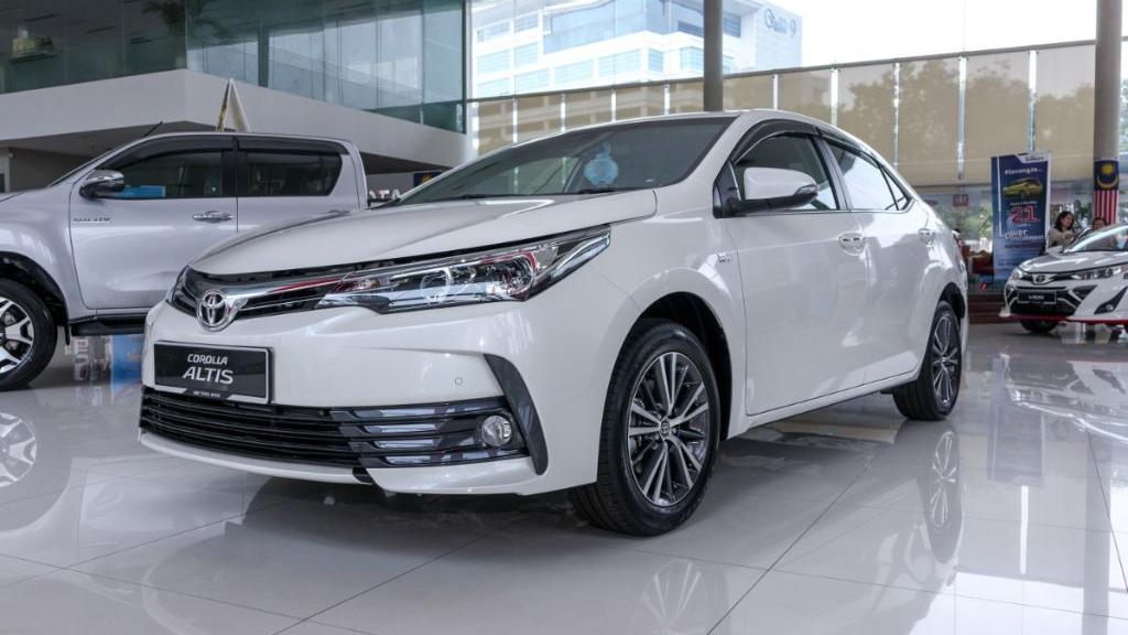 Toyota Corolla Altis 2019 Exterior 028