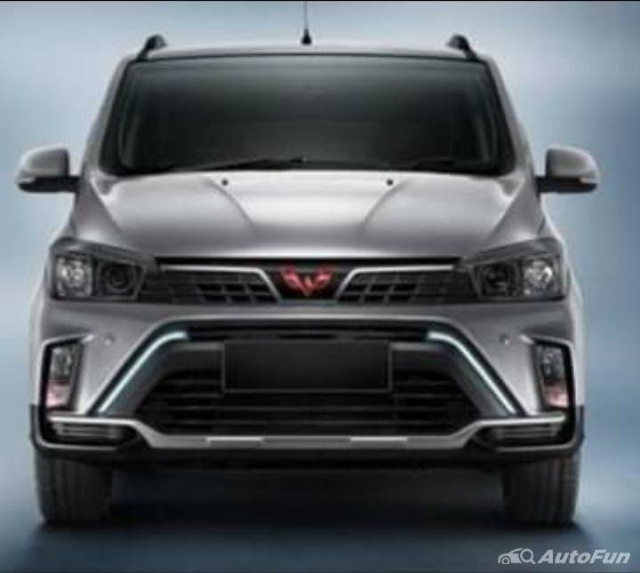 Inikah Tampilan Wuling Confero S Facelift 2021? 02