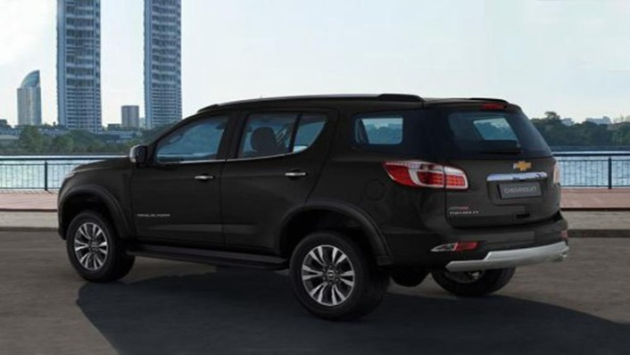 Chevrolet Trailblazer 2019 Exterior 004