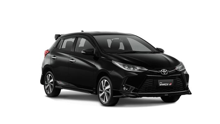 2021 Toyota Yaris 1.5 S CVT GR Sport 7 AB Exterior 003