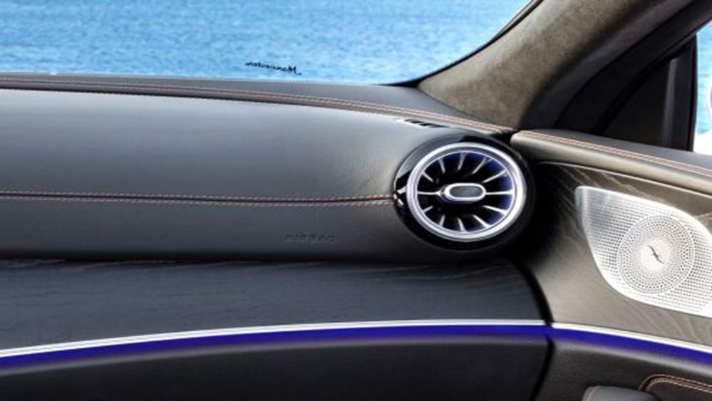 Mercedes-Benz CLS-Class 2019 Interior 010