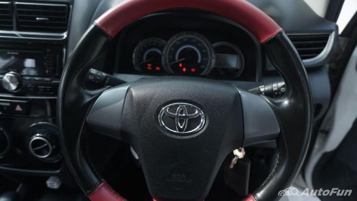 Toyota Avanza Veloz 1.3 MT Interior 008