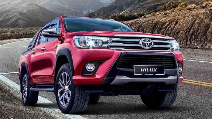 Toyota Hilux 2019 Exterior 030