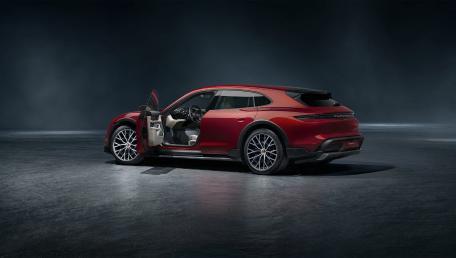 2021 Porsche Taycan Turbo Cross Turismo Daftar Harga, Gambar, Spesifikasi, Promo, FAQ, Review & Berita di Indonesia | Autofun