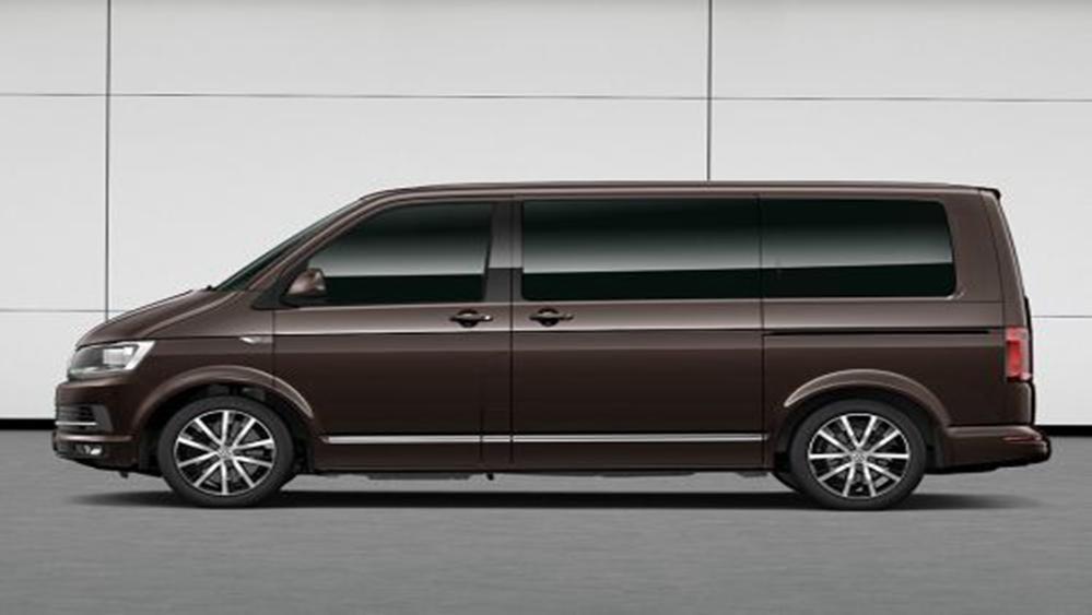 Volkswagen Caravelle 2019 Exterior 011