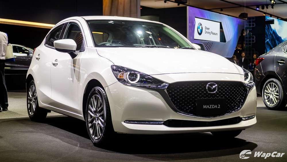 Mazda 2 2019 Exterior 001