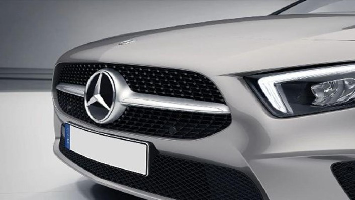 Mercedes-Benz A-Class Sedan 2019 Exterior 003