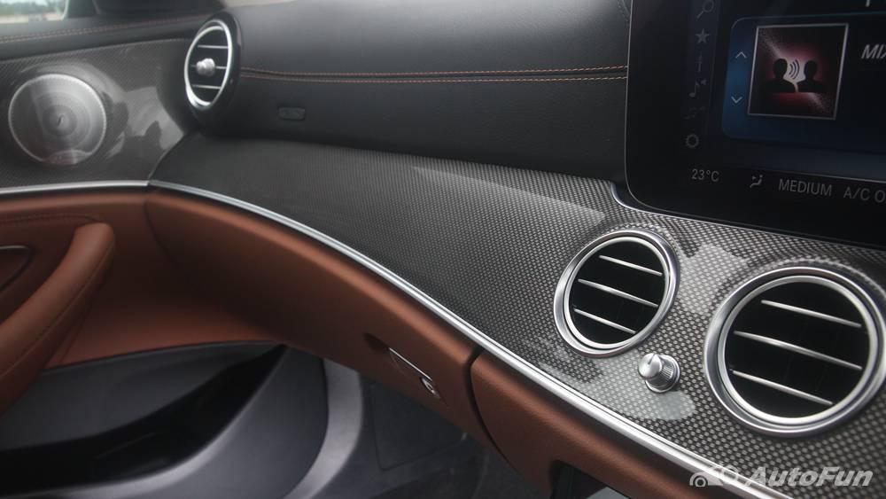 Mercedes-Benz E-Class 2019 Interior 083