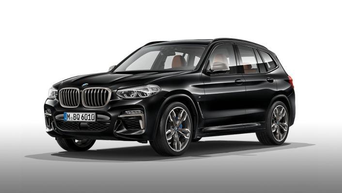 BMW X3 M Exterior 001
