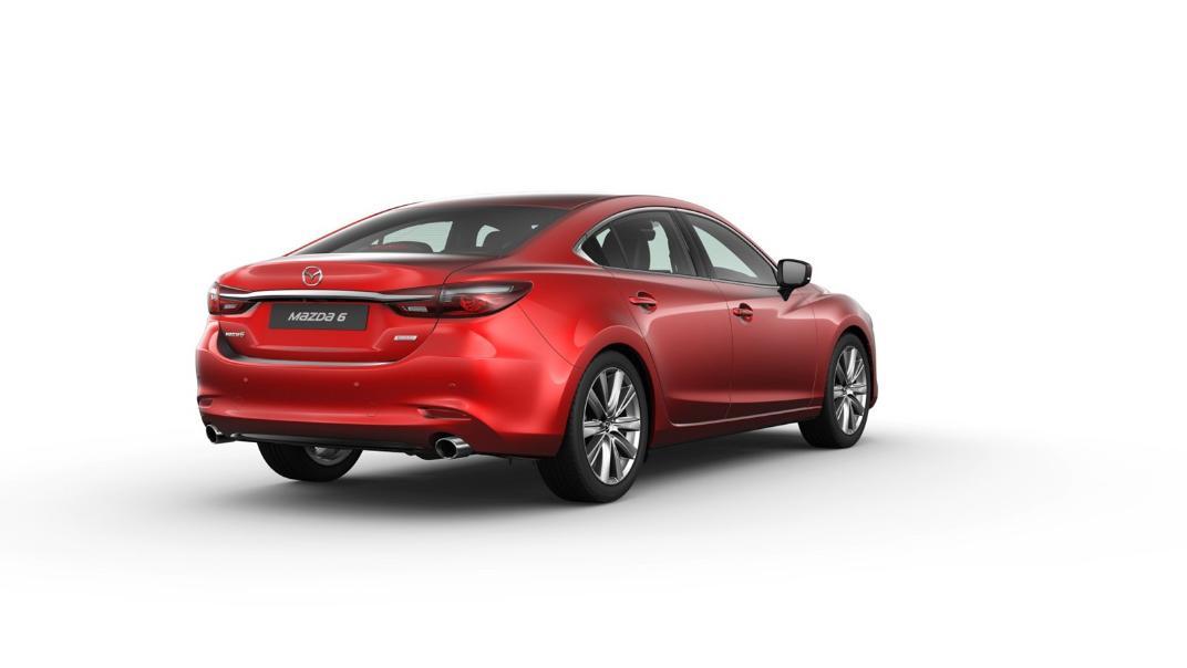 Mazda 6 Elite Sedan Exterior 011