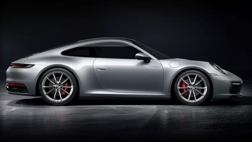 Porsche 911 2019 Exterior 049