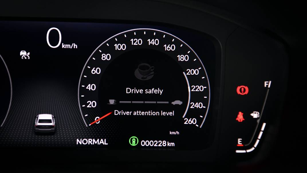 2022 Honda Civic Upcoming Version Interior 049