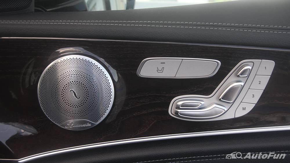 Mercedes-Benz E-Class 2019 Interior 043