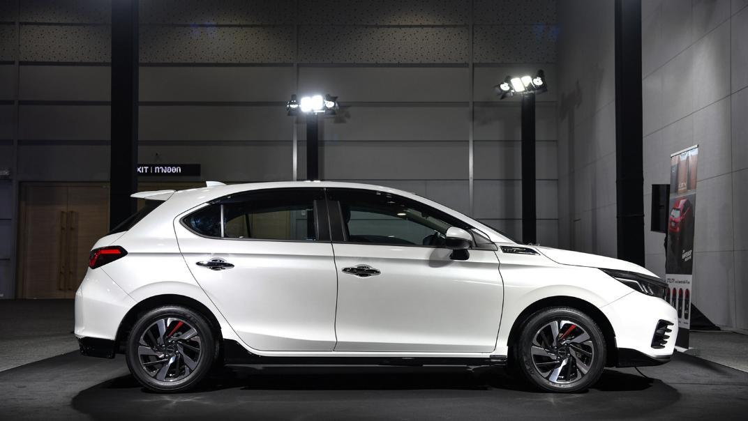 2021 Honda City Hatchback International Version Exterior 021