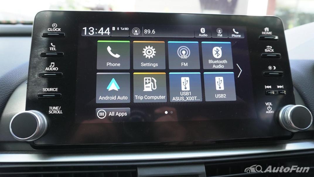 2021 Honda Accord 1.5L Interior 017