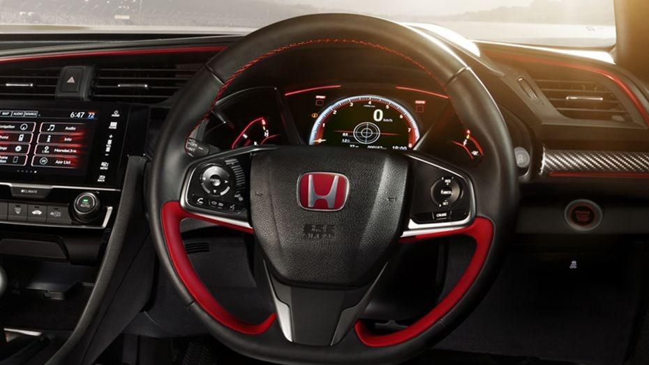 Honda Civic Type R 2019 Interior 001