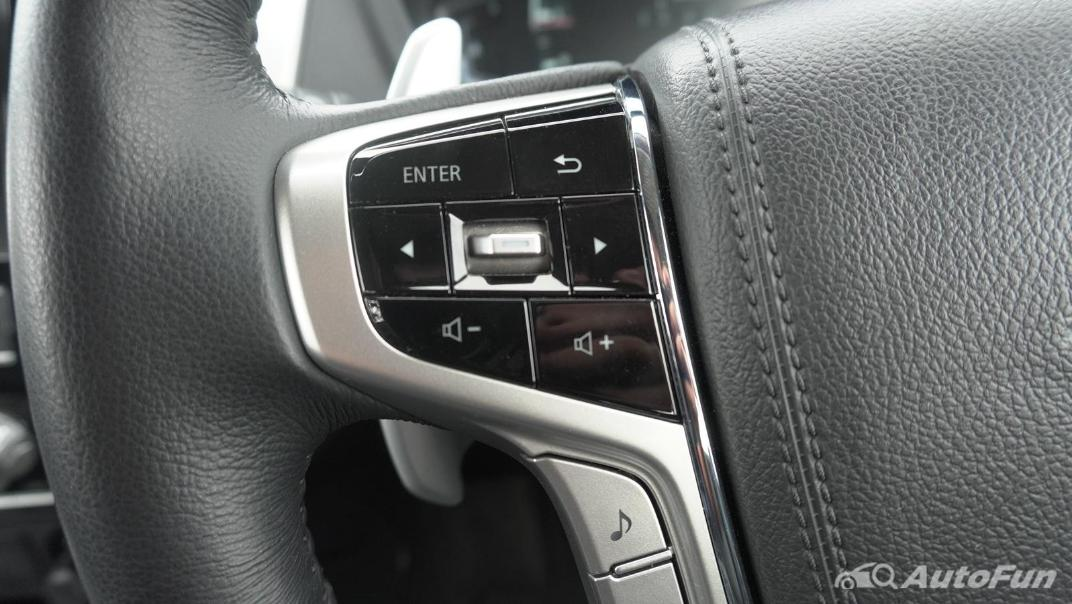 2021 Mitsubishi Pajero Sport Dakar Ultimate 4x4 AT Interior 005