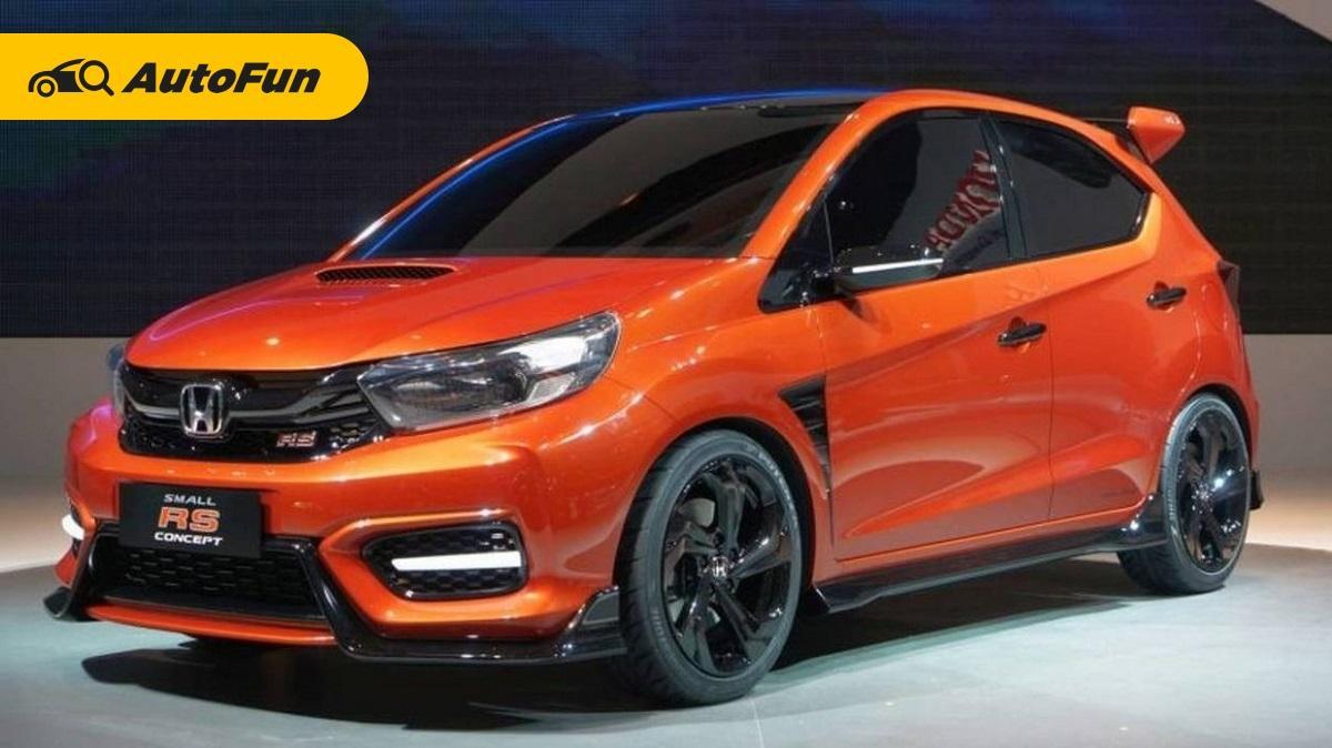 Adu Hatchback Harga Rp 200 Jutaan, Mana Lebih Kece Antara Honda Brio RS 2021 atau Honda Jazz RS 2016 Bekas? 01
