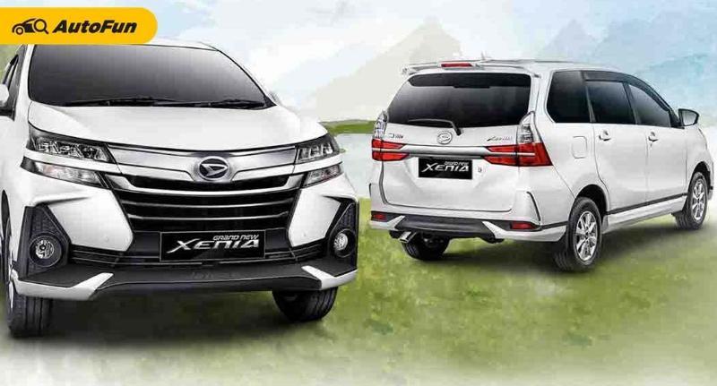 Daihatsu Xenia 2021 di Indonesia Rayakan Sweetseventeen, Kini Tidak Lagi MPV Terlaris 02