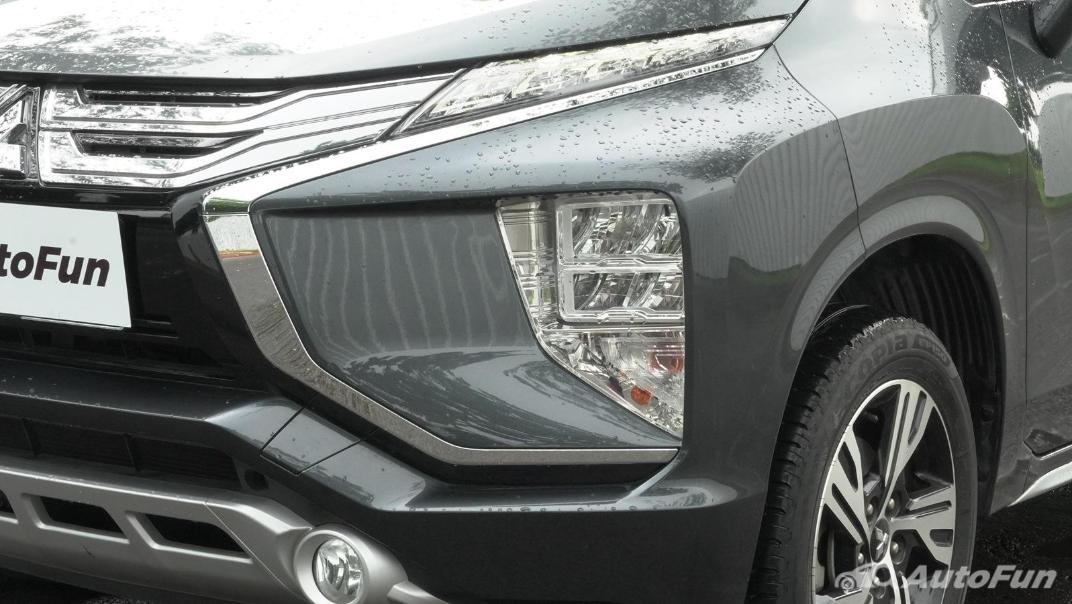2020 Mitsubishi Xpander Ultimate A/T Exterior 019