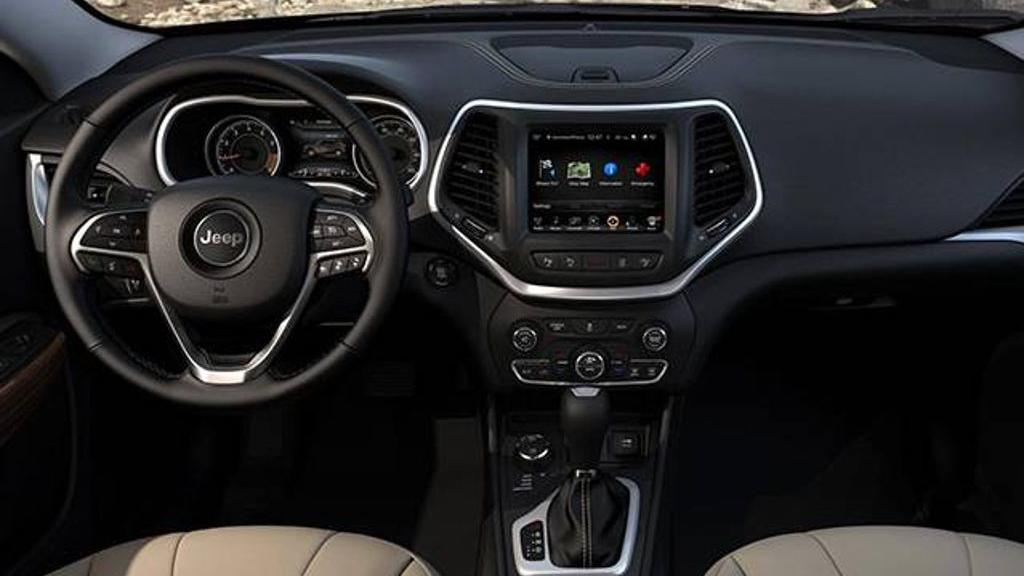 Jeep Cherokee 2019 Interior 021