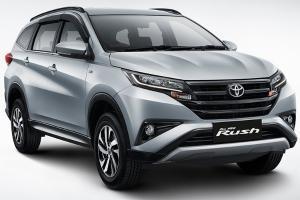 Toyota Rush 2021 Versi 7 Penumpang Diluncurkan Seharga 200 jutaan