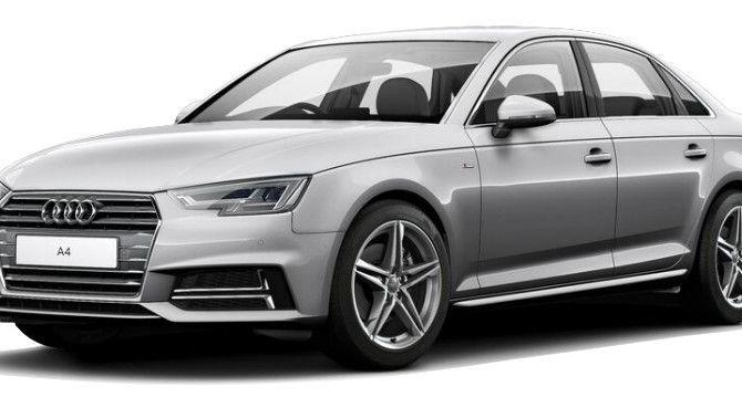 Audi A4 2019 Others 002