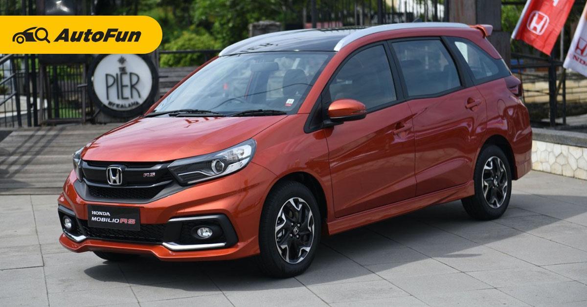 Ketahui Biaya Servis Honda Mobilio, Lebih Murah Pakai Paket Servis 01