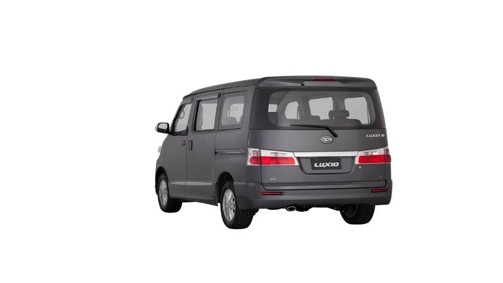 Daihatsu Luxio 2019 Exterior 006