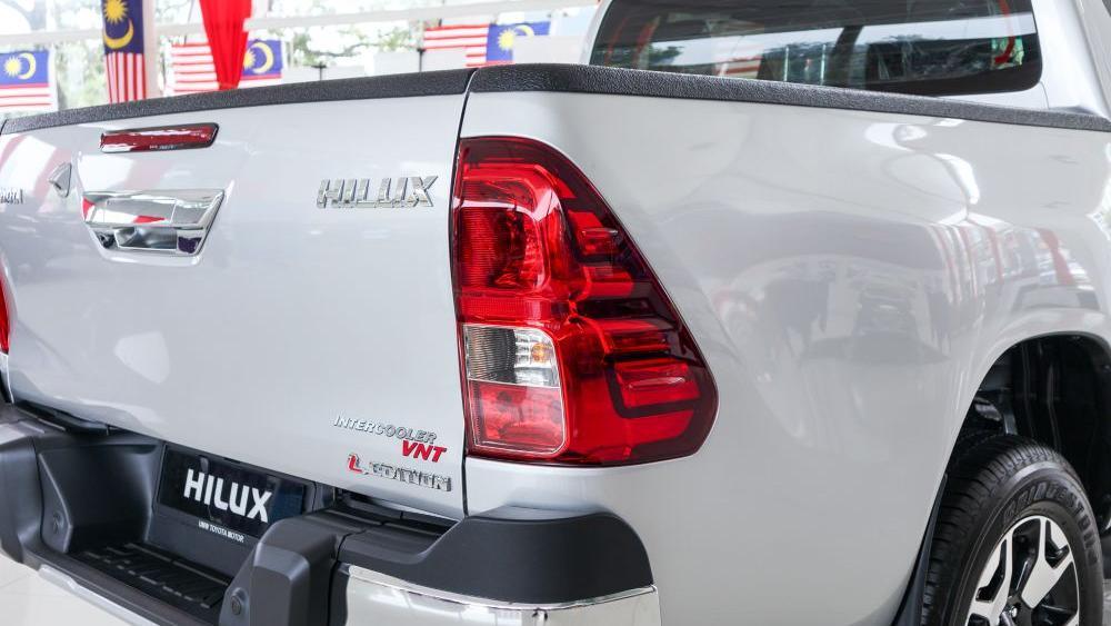 Toyota Hilux 2019 Exterior 013
