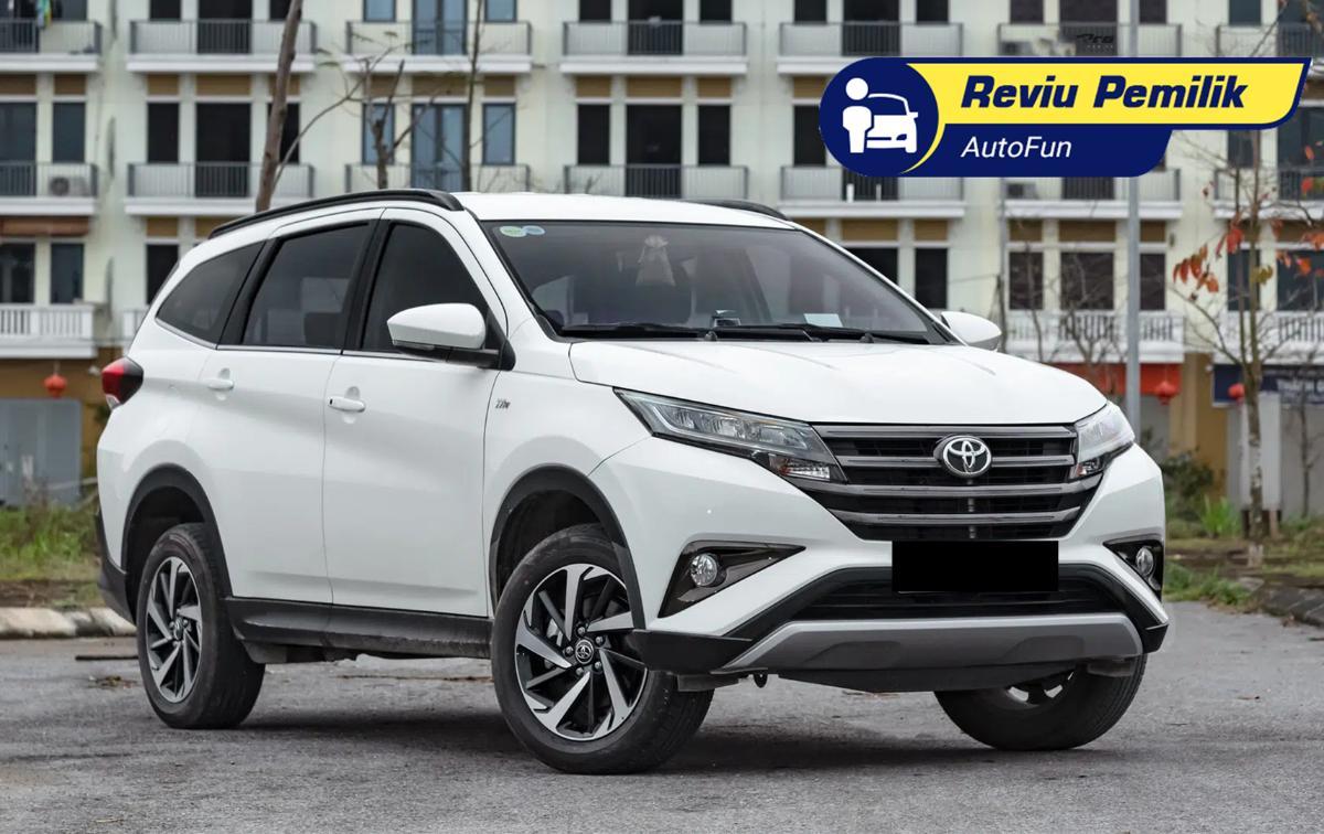 Review Pemilik: Konsumsi Bahan Bakar Capai 14,3 km/l, Toyota Rush Pilihan Mobil Keluarga Memuaskan! 01