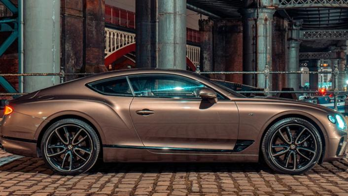 Bentley Continental 2019 Exterior 002