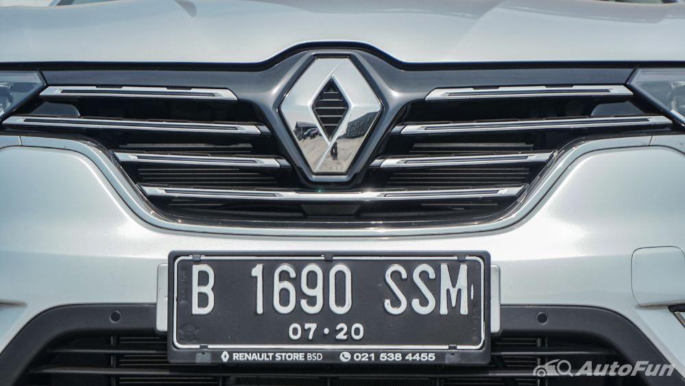 Renault Koleos Signature Exterior 011