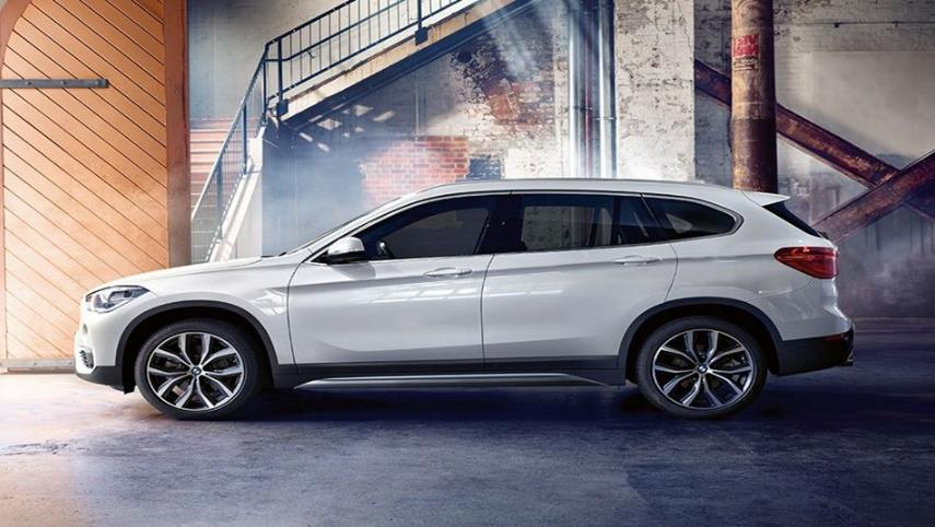 BMW X1 2020 2020 Exterior 003