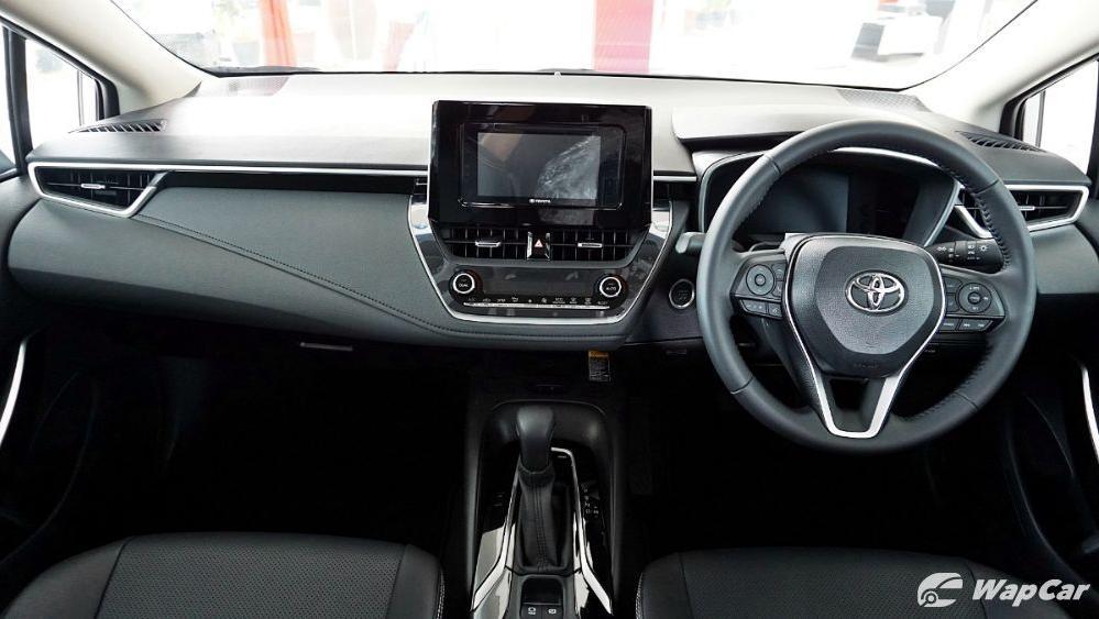 Toyota Corolla Altis 2019 Interior 047