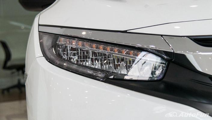 Honda Civic 2019 Exterior 004