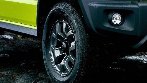 Suzuki Jimny 2019 Exterior 010