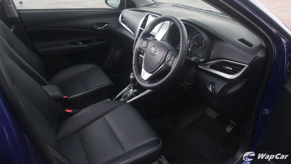 Toyota Vios 2019 Interior 036