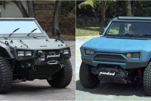 Terlihat Sama, Ini Perbedaan Pindad Maung vs Pindad MV2 4x4