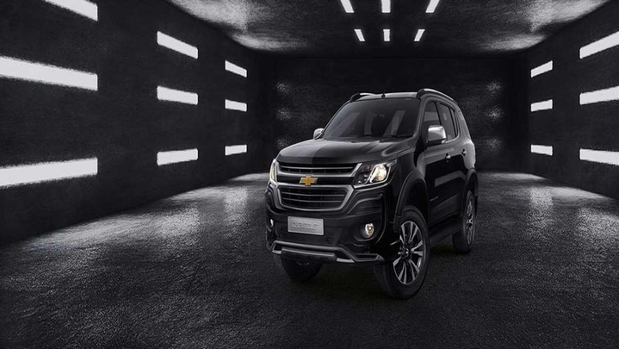 Chevrolet Trailblazer 2019 Exterior 001