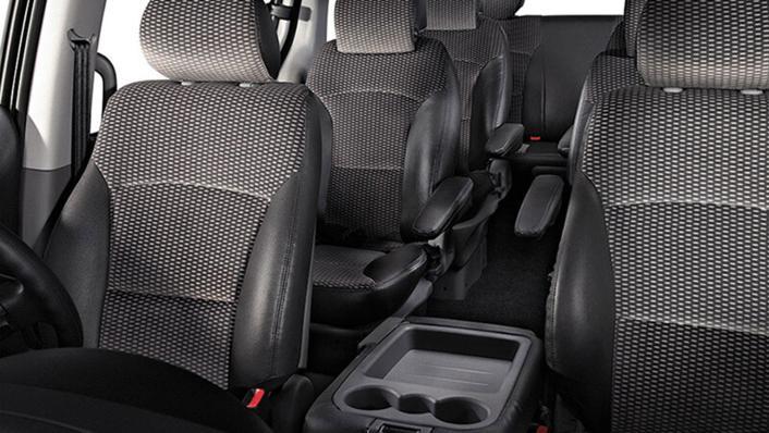 Hyundai Starex 2019 Interior 005