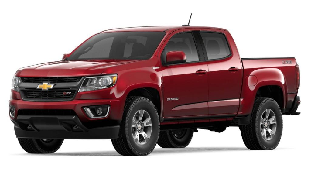 Chevrolet Colorado 2019 Others 009